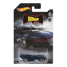 DC Batman: The Batman Batmobile Hot Wheels (6/6)