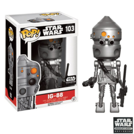 Star Wars: IG-88 Funko Pop 103***