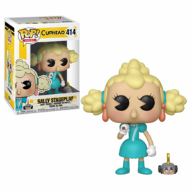 Cuphead: Sally Stageplay Funko Pop 414