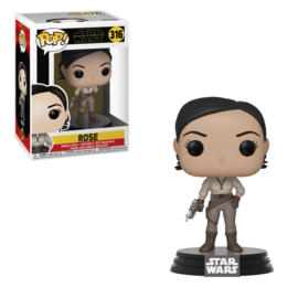 Star Wars: Rose Funko Pop 316