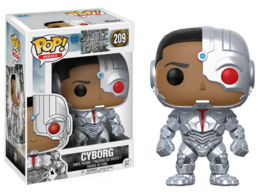 DC Justice League: Cyborg Funko Pop 209