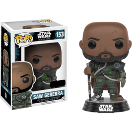 Star Wars: Saw Gererra Funko Pop 153