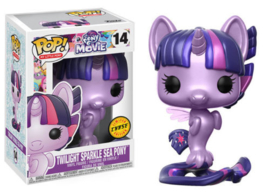 My Little Pony: Twilight Sparkle Sea Pony CHASE Funko Pop 14