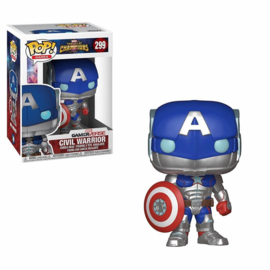 Marvel: Civil Warrior Funko Pop 299