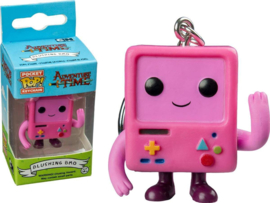 Adventure Time: Blushing BMO Pocket Pop Keychain
