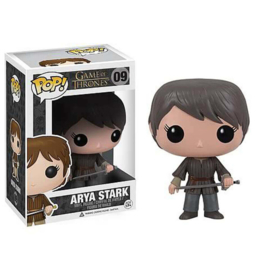 Game of Thrones: Arya Stark Funko Pop 09
