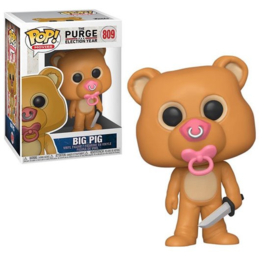 The Purge: Big Pig Funko Pop 809
