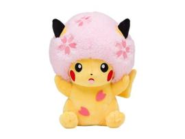 Pikachu (Afro) Knuffel
