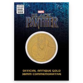 Marvel Black Panther: Black Panther Munt