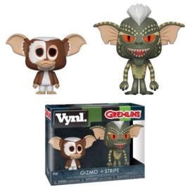 Gremlins: Gizmo + Stripe 2 Pack Vynl