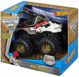 Monster Jam Rev Tredz: Pirate's Curse