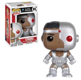 DC Superheroes: Cyborg Funko Pop 95