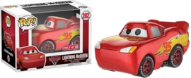 Disney Cars 3: Lightning McQueen Metallic Funko Pop 282