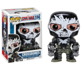 Marvel Captain America Crossbone Funko Pop 134