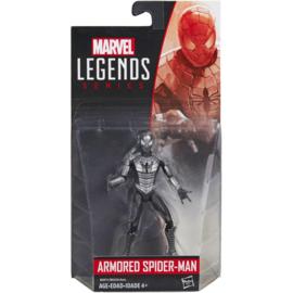Marvel Legends Series: Armoured Spider-Man Figuur