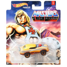 Masters of the Universe: He-Man Hot Wheel