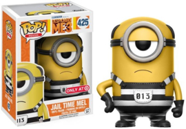 Despicable Me 3: Jail Time Mel Funko Pop 425