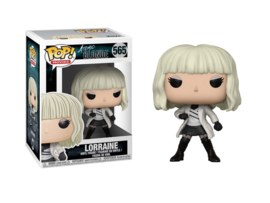 Atomic Blonde: Lorraine Funko Pop 565
