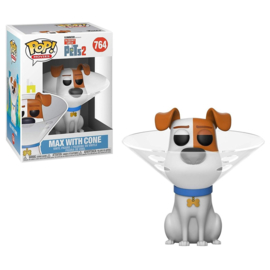 Secret Life of Pets 2: Max with Cone Funko Pop 764
