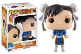 Street Fighter: Chun-Li Funko Pop 136