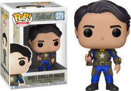 Fallout: Vault Dweller (Male) Funko pop 371
