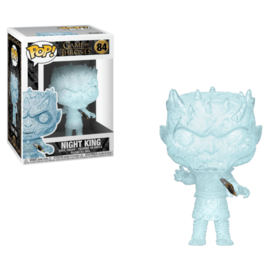 Game of Thrones: Night King Funko Pop 84