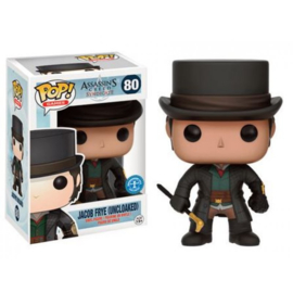 Assassin's Creed Jacob Frye Uncloaked Funko Pop 80