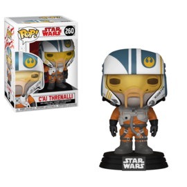 Star Wars: C'ai Threnalli Funko Pop 260