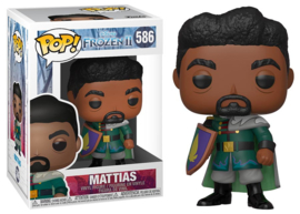 Disney Frozen 2: Mattias Funko Pop 586