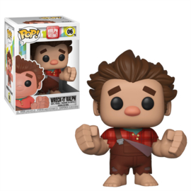Disney Ralph Breaks the Internet: Wreck-It Ralph Funko Pop 06