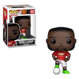 Football Manchester United: Romelu Lukaku Funko Pop 02