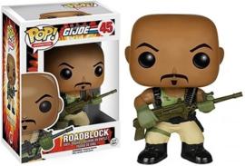 G.I. Joe: Roadblock Funko Pop 45