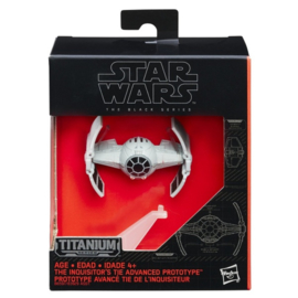 The Black Series: The Inquisitor's Tie Advanced Prototype