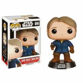 Star Wars Han Solo (Snow Gear) Funko Pop 86