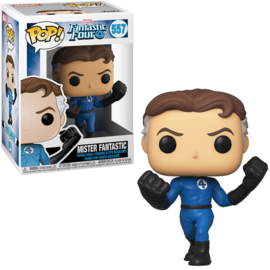 Marvel Fantastic Four: Mister Fantastic Funko Pop 557