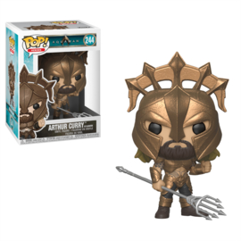 DC Aquaman: Arthur Curry Funko Pop 244