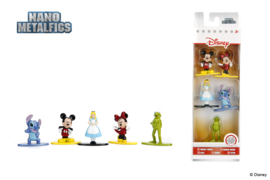 Disney Nano Metalfigs 5 Pack