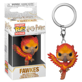 Harry Potter: Fawkes Pocket Pop Keychain