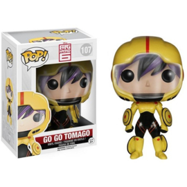 Big Hero 6: Go Go Tomago Funko Pop 107