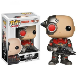 Evolve: Markov Funko Pop 37