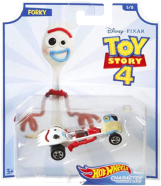 Toy Story 4: Forky Hot Wheels