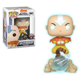 Avatar: Aang on Airscooter (CHASE) Funko Pop 541