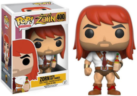 Son of Zorn: Zorn with Hot Sauce Funko Pop 400