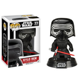 Star Wars: Kylo Ren (Helmet) Funko Pop 77