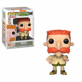 The Wild Thornberrys: Nigel Funko Pop 508
