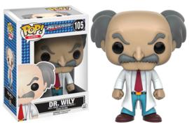 Megaman: Dr. Wily Funko Pop 105