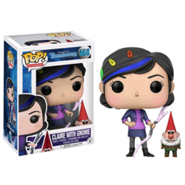 Trollhunters: Claire with Gnome Funko Pop 468