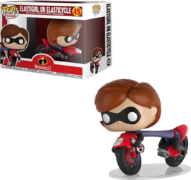 Disney Incredibles 2: Elastigirl on Elasticycle Funko Pop 45
