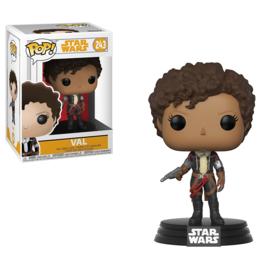 Star Wars Solo: Val Funko Pop 243