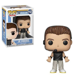 Nsync: JC Chasez Funko Pop 112